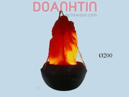 Đèn Lửa Để Bàn Thiết Kế Lạ Mắt - Densaigon.com