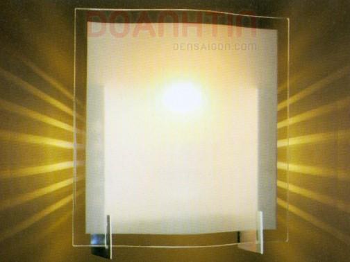 Đèn Tường Kiếng Thiết Kế Đơn Giản - Densaigon.com