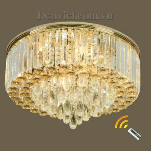 Đèn Chùm LED Trang Trí Nội Thất Thiết Kế Sang Trọng - Densaigon.com
