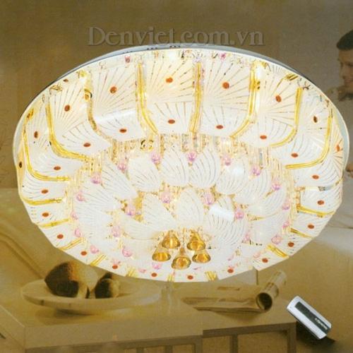 Đèn Chùm LED Tròn Thiết Kế Nổi Bật - Densaigon.com