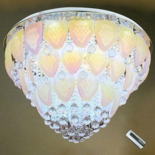 Đèn Chùm LED Tròn Giá Rẻ Phong Cách Hiện Đại - Densaigon.com
