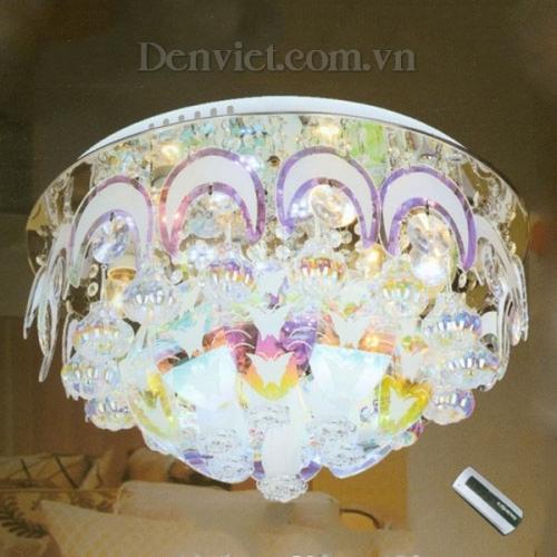 Đèn Chùm LED Tròn Màu Sắc Nổi Bật - Densaigon.com
