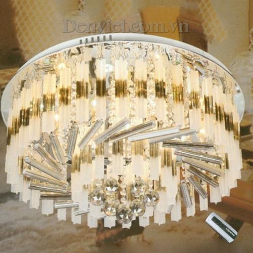 Đèn Chùm LED Thiết Kế Ấn Tượng Trang Trí Nhà Phố - Densaigon.com