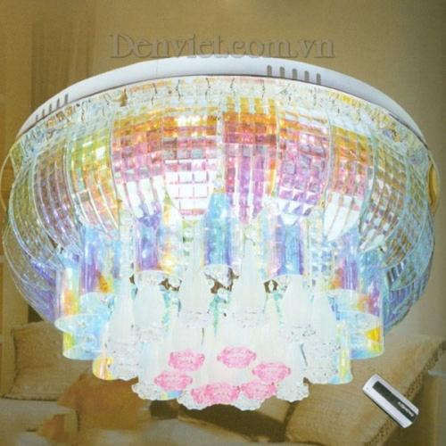 Đèn Chùm LED Thiêt Kế Nổi Bật Trang Trí Phòng Khách - Densaigon.com