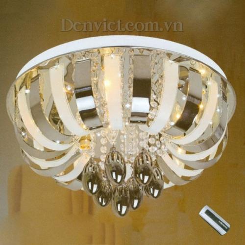 Đèn Chùm LED Tròn Thiết Kế Độc Đáo - Densaigon.com