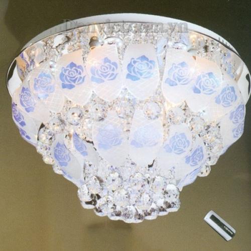 Đèn Chùm LED Tròn Treo Phòng Khách Giá Rẻ - Densaigon.com