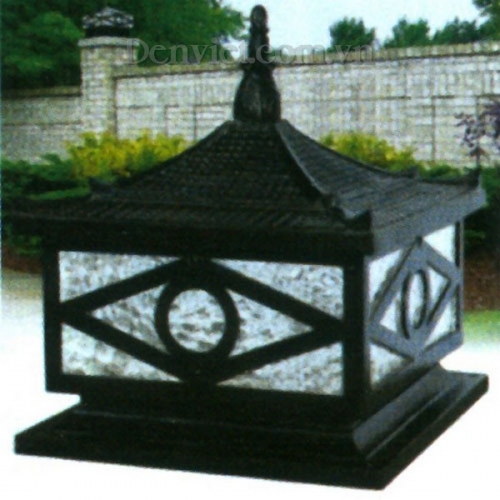 Đèn Cổng Cao Cấp Thiết Kế Ấn Tượng - Densaigon.com