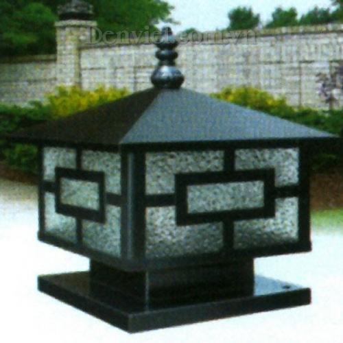 Đèn Cổng Cao Cấp Thiết Kế Cổ Điển - Densaigon.com