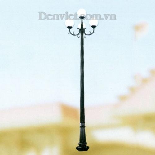 Đèn Trụ Sân Vườn Phong Cách Nhẹ Nhàng - Densaigon.com
