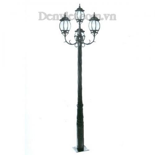 Đèn Trụ Sân Vườn Phong Cách Lôi Cuốn - Densaigon.com