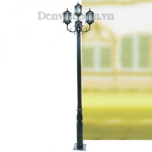 Đèn Trụ Sân Vườn Phong Cách Ấn Tượng - Densaigon.com