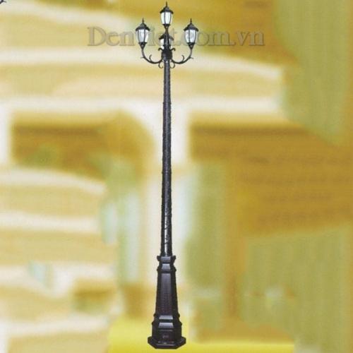 Đèn Trụ Sân Vườn Thiết Kế Gọn Đẹp - Densaigon.com