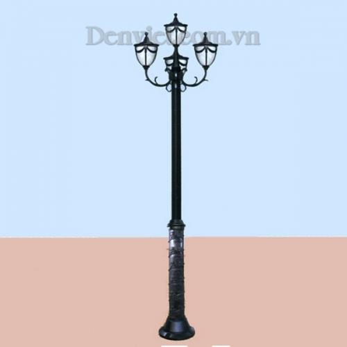 Đèn Trụ Sân Vườn Thiết Kế Ấn Tượng - Densaigon.com