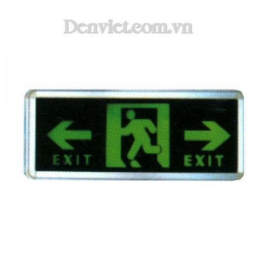 Đèn Exit - Lối Thoát Hiểm Cao Cấp Giá Rẻ