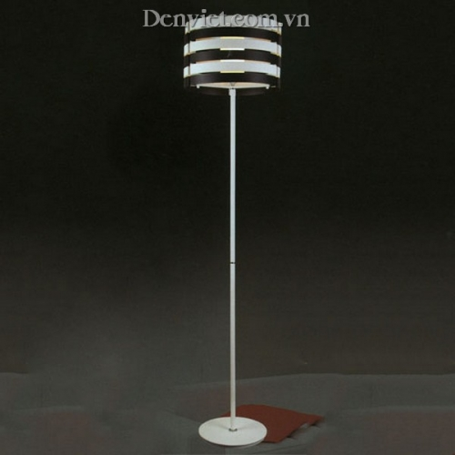 Đèn Bàn Nghệ Thuật Trắng Đen Đẹp - Densaigon.com