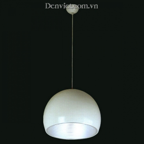 Đèn Thả Bàn Ăn Cao Cấp Màu Trắng - Densaigon.com