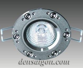 Đèn Mắt Ếch Kiểu Dáng Hiện Đại - Densaigon.com