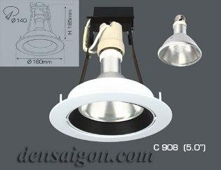 Đèn Rọi Tiêu Điểm Phong Cách Sang Trọng - Densaigon.com