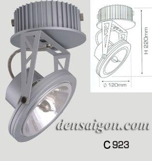 Đèn Spotlight Kiểu Dáng Đơn Giản - Densaigon.com
