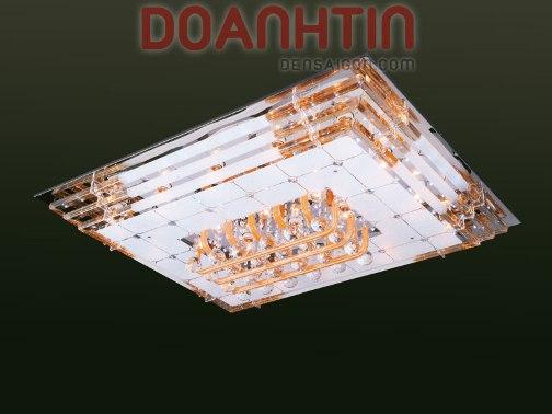 Đèn Chùm LED Chữ Nhật Treo Phòng Ngủ Giá Rẻ - Densaigon.com