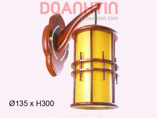 Đèn Tường Da Dê Trang Trí Phòng Khách - Densaigon.com