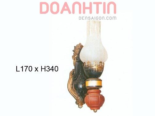 Đèn Tường Cổ Đẹp Lung Linh - Densaigon.com