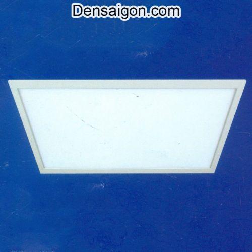 Đèn LED Âm Trần Chữ Nhật Màu Trắng - Densaigon.com