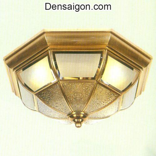 Đèn Áp Trần Cổ Điển Trang Trí Đẹp - Densaigon.com