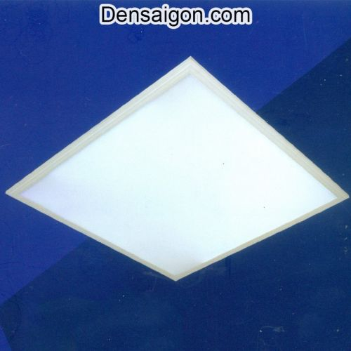 Đèn LED Âm Trần Hình Vuông Màu Trắng - Densaigon.com