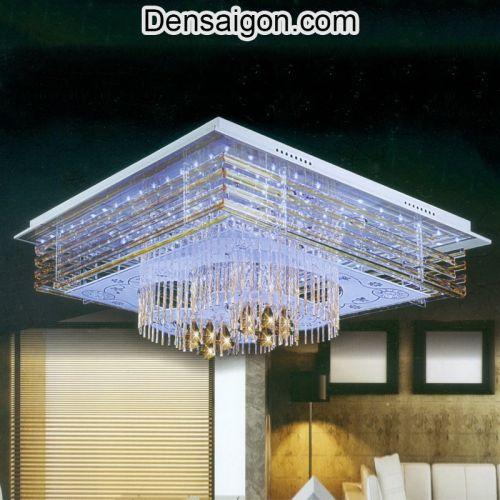 Đèn Áp Trần LED Cao Cấp Phong Cách Sang Trọng - Densaigon.com