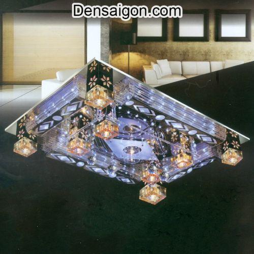 Đèn Áp Trần LED Cao Cấp Trang Trí Nội Thất - Densaigon.com