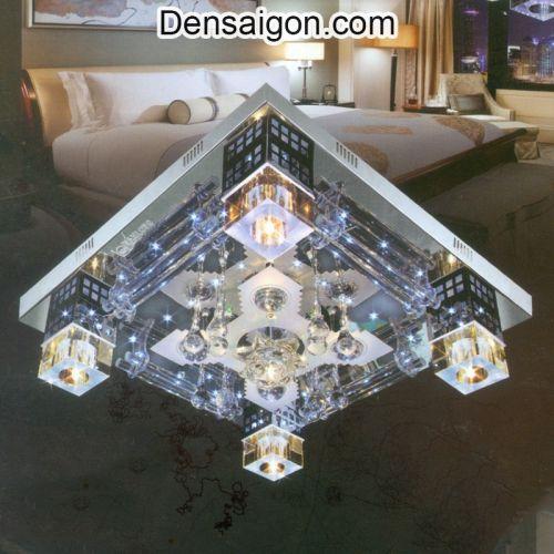 Đèn Áp Trần LED Giá Rẻ Treo Phòng Ăn Đẹp - Densaigon.com