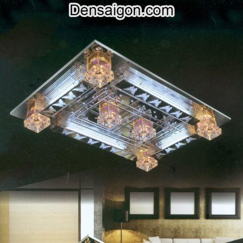 Đèn Áp Trần LED Sang Trọng Cao Cấp - Densaigon.com