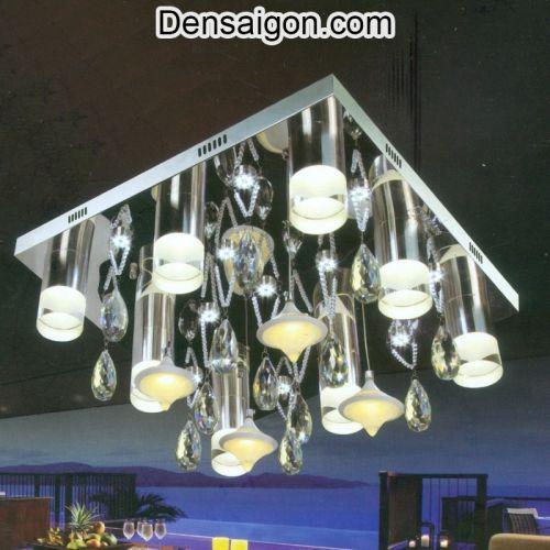 Đèn Áp Trần LED Sang Trọng Giá Rẻ - Densaigon.com
