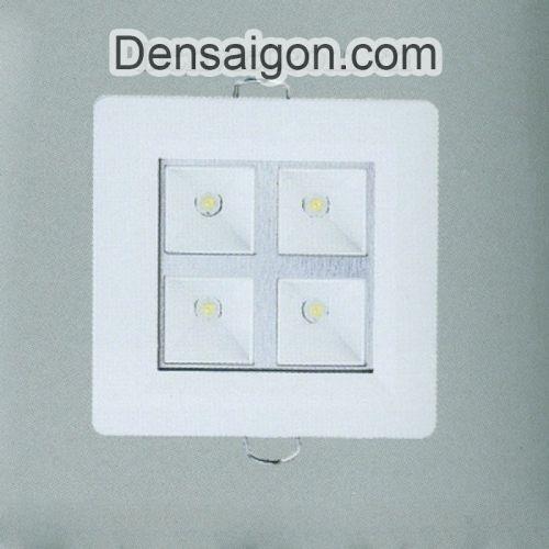 Đèn Áp Trần LED Thiết Kế Gọn - Densaigon.com