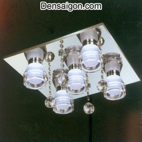 Đèn Áp Trần LED Thiết Kế Hiện Đại - Densaigon.com