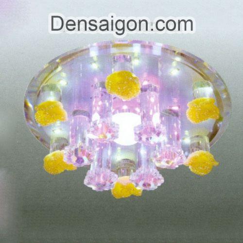 Đèn Áp Trần LED Thiết Kế Lạ Mắt - Densaigon.com