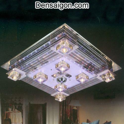 Đèn Áp Trần LED Trang Trí Cao Cấp Giá Rẻ - Densaigon.com
