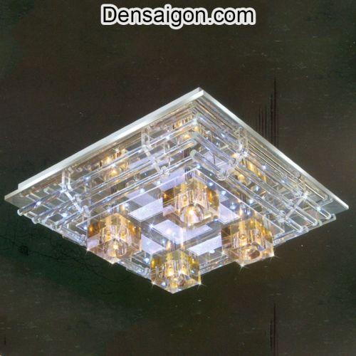 Đèn Áp Trần LED Trang Trí Đẹp Bền Giá Rẻ - Densaigon.com