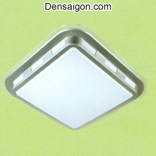 Đèn Áp Trần Vuông Hiện Đại Đẹp - Densaigon.com