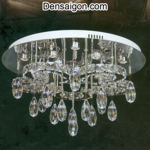 Đèn Chùm Pha Lê LED Lung Linh - Densaigon.com
