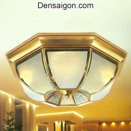 Đèn Áp Trần Phong Cách Cổ Điển - Densaigon.com