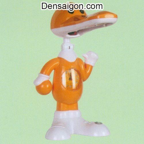 Đèn Bàn Học Con Vịt Màu Cam - Densaigon.com