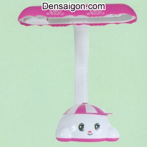 Đèn Bàn Học Dễ Thương Màu Hồng - Densaigon.com