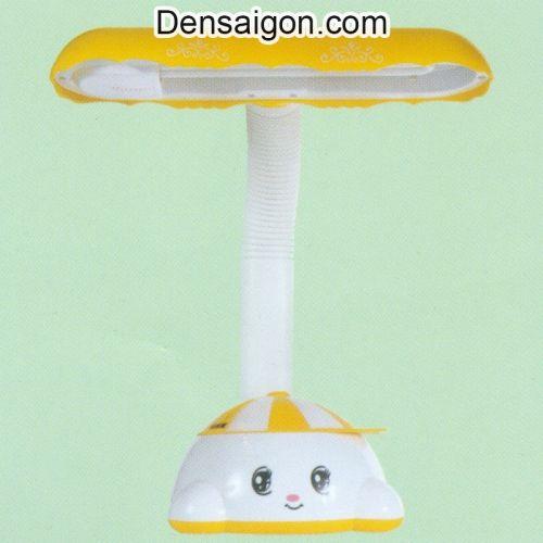 Đèn Bàn Học Dễ Thương Màu Vàng - Densaigon.com
