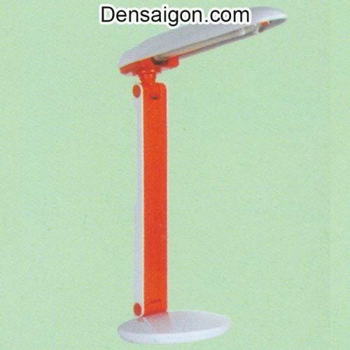 Đèn Bàn Học Hiện Đại Màu Cam - Densaigon.com