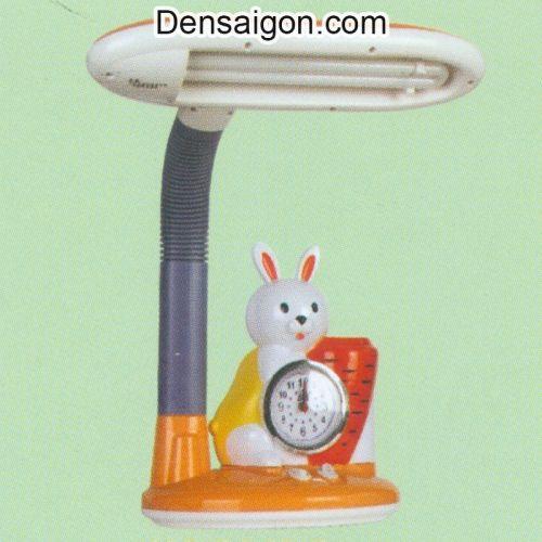 Đèn Bàn Học Thỏ Con Màu Cam - Densaigon.com