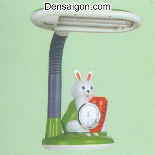 Đèn Bàn Học Thỏ Con Màu Xanh Lá - Densaigon.com