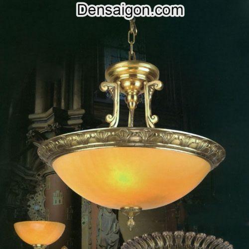 Đèn Chảo Đá Trang Trí Khách Sạn - Densaigon.com