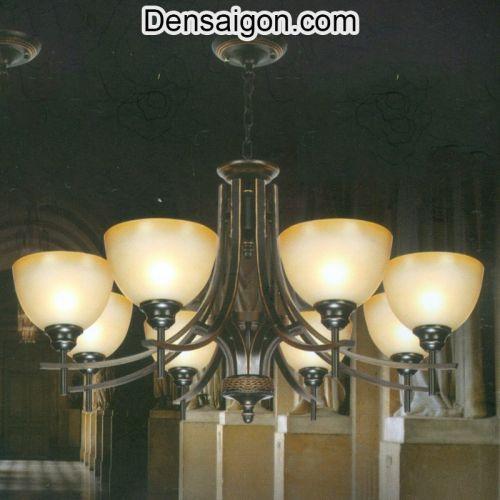 Đèn Chùm Cổ Điển 8 Tay Trang Trí Đẹp - Densaigon.com